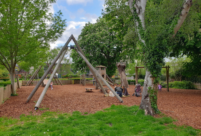 Free day out with the kids at Henley Park