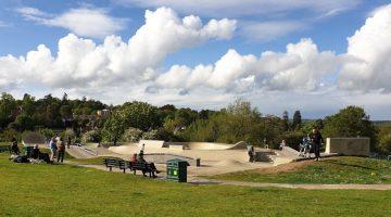 Henley skate park