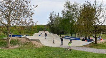 Holmer Skate Park