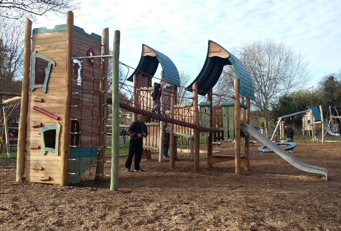 Hughenden Park Free Day Out