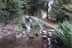 Wycombe Rye Waterfall