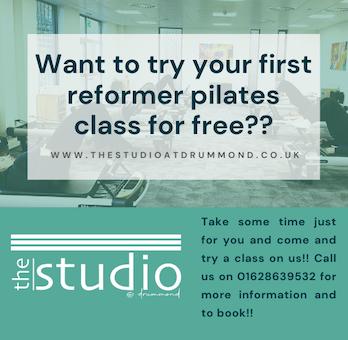 Free Pilates classes