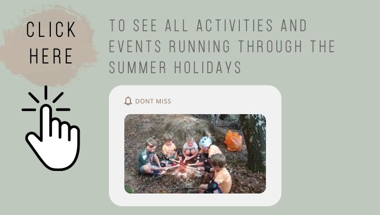 summer holiday whats on guide