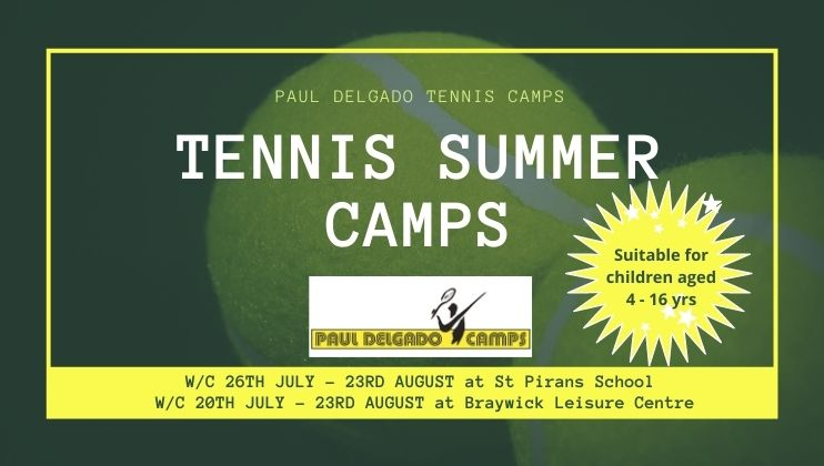 Living Tennis Summer Holiday Camps